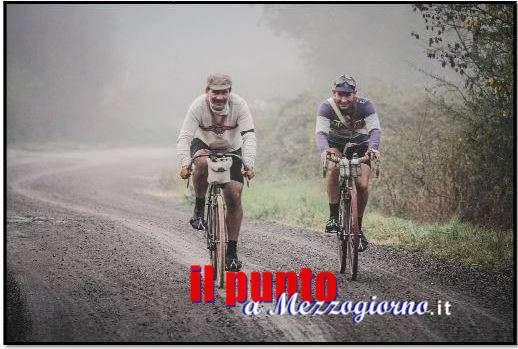 Ciclismo storico a Frosinone; rievocazione della corsa ciclistica del XX settembre, Roma-Napoli-Roma
