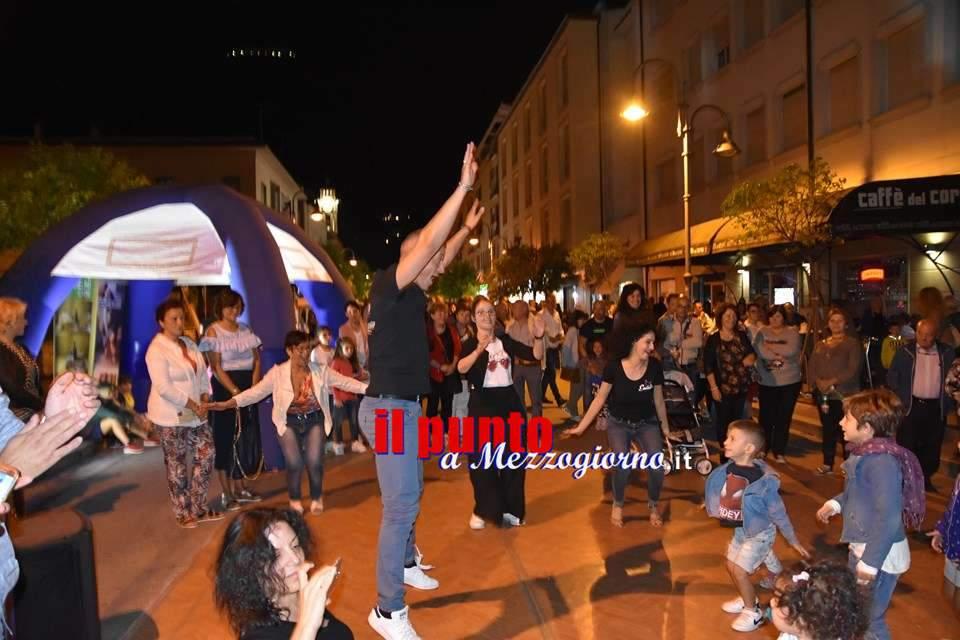 """Un successo la I edizione della """"Notte bianca dello sport"""", festa di sport e della Città"""