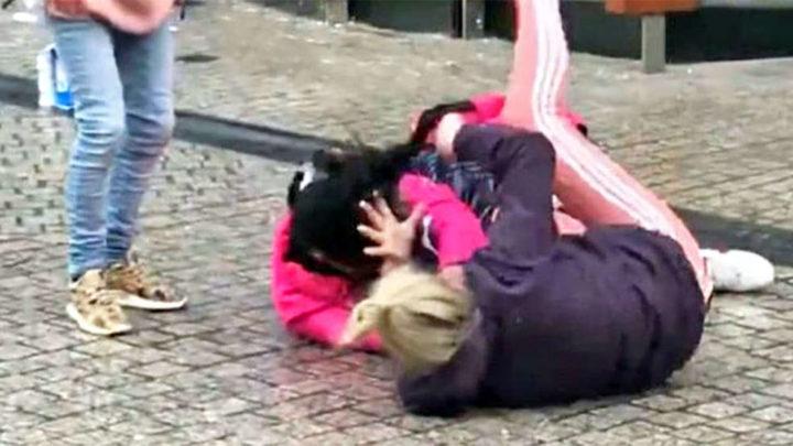 Cisterna di Latina, lite fra donne a colpi di mestolo da cucina, intervento delle volanti della polizia