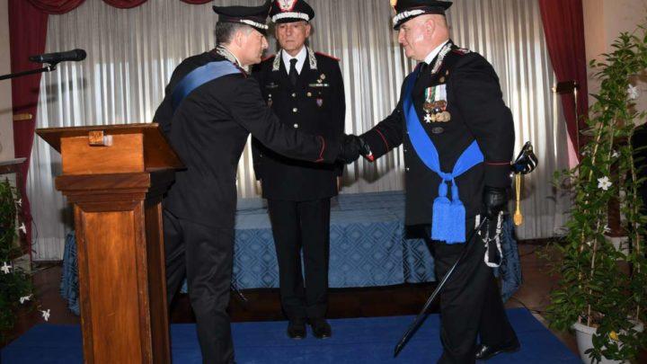 Cambio al vertice della Scuola Carabinieri di Velletri, Il colonnello Liporace subentra al colonnello Marino