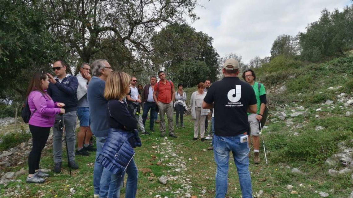 L'Italia alla scoperta della Geoscienza, a Villa Santa Lucia all'insegna della lentezza sui passi di San Benedetto