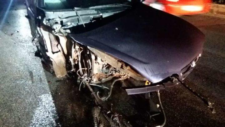 Due incidenti stradali a Lariano, cinque auto distrutte e una 30enne ferita
