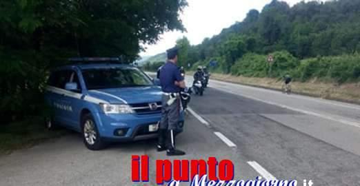 Anagni, operazione ad alto impatto di contrasto alle violazioni del Codice della Polizia Stradale