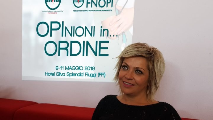 "L'ordine infermieri di Frosinone rappresenterà l'Italia alla conferenza internazionale ""Nurse education"" a Barcellona"""