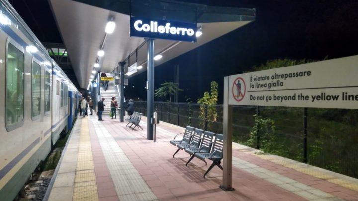 TERREMOTO – Scuole chiuse a Cassino. Trenitalia ferma i convogli sulla linea Roma Napoli