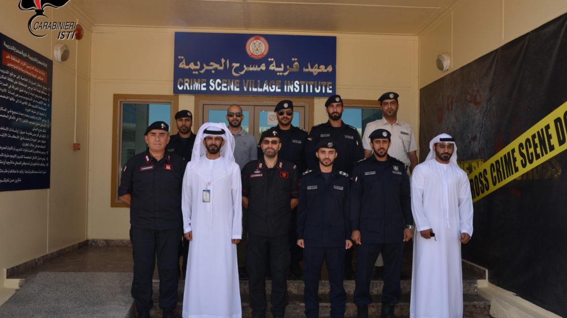 Poliziotti da tutto il mondo alla scuola dei carabinieri di Velletri, l'Isti eccellenza dell'Arma