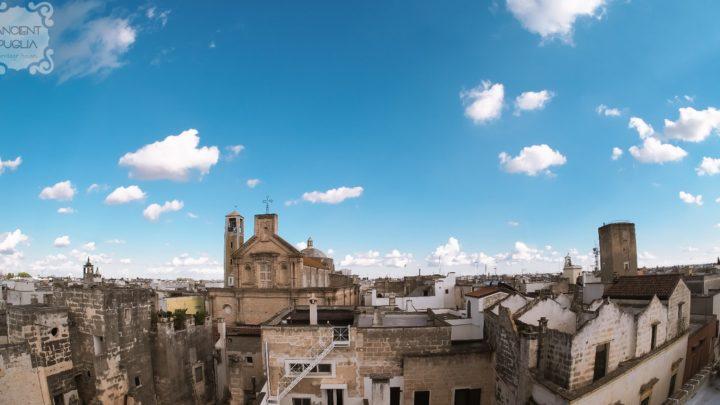 Storie dal BTM 2020. Ancient Puglia ed la tradizione dell'ospitalità per Isaia Romanello.