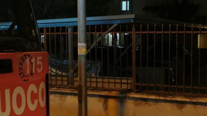 Cade in casa a Cassino, anziana salvata dai vigili del fuoco