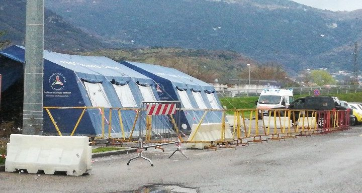 Coronavirus, 50 nuovi casi positività nel Lazio. 411 escono dalla quarantena. Domani saranno attivati ulteriori 4 posti di pneumologia a Cassino