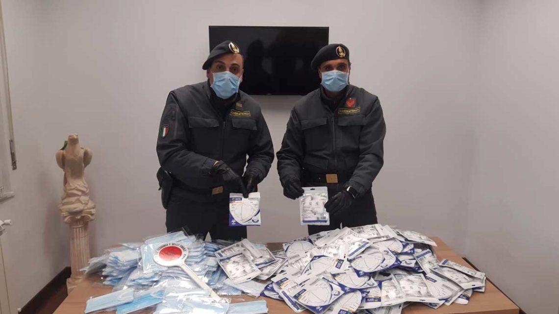 In piena emergenza Coronavirus si aggiudica gara per 24 milioni mascherine senza averle, arrestato imprenditore