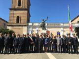 Mille euro per la Croce Rossa Italiana dall'Associazione Nazionale Finanzieri d'Italia di Santa Maria Capua Vetere