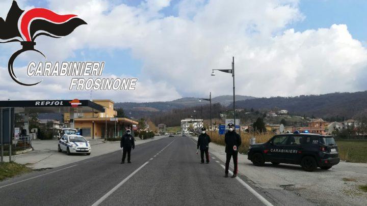 Controlli anti Covid a Cassino, 22 sanzionati e bar chiuso per 5 giorni