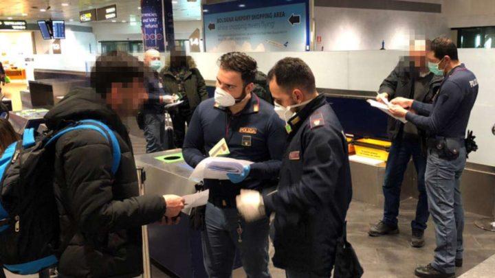 Milano – 438 persone dirette verso le regioni del sud Italia, i controlli della polizia in stazione