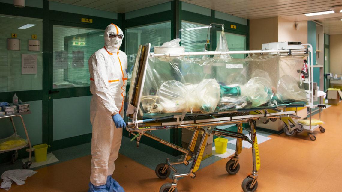 Sono 249 i pazienti COVID ricoverati presso il Gemelli e il Columbus COVID -2 Hospital