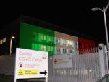 Trasferito il primo paziente in elicottero da Bergamo al Covid Center del Policlinico Universitario Campus Bio-Medico di Roma