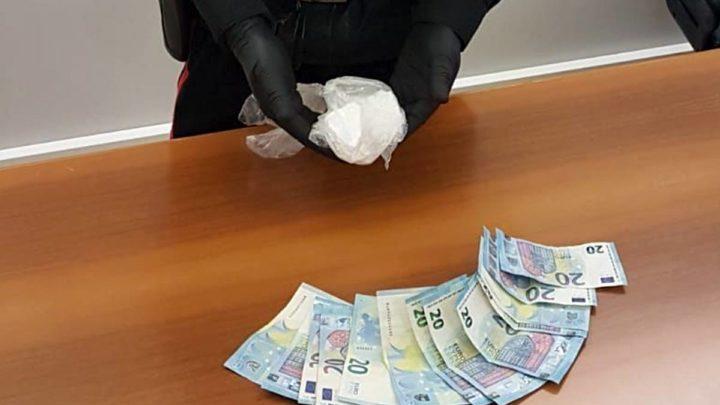 Fermato con la cocaina all'uscita dell'autostrada, arrestato giovane di Rocca d'Evandro