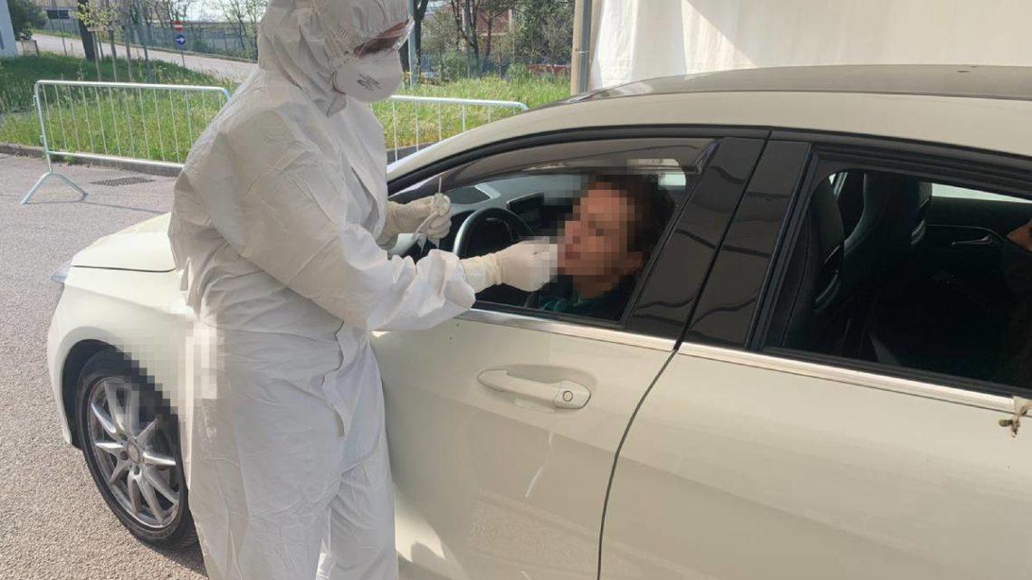 Coronavirus, a Frosinone positiva donna di rientro dal Perù