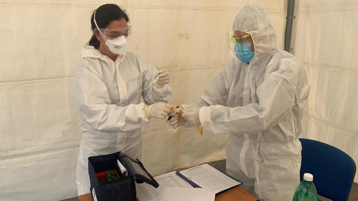 Coronavirus, oggi 11 casi nella Asl di Frosinone. 152 nel Lazio