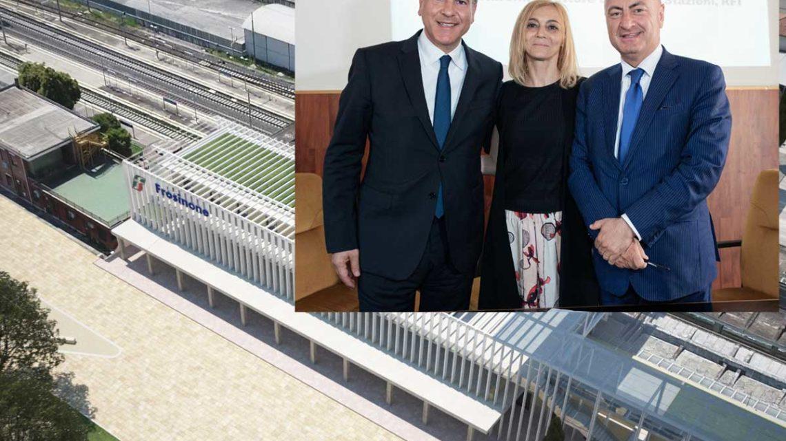 Frosinone: sindaco Ottaviani, siglato protocollo con Fs, il sogno dell'Alta velocità è realtà