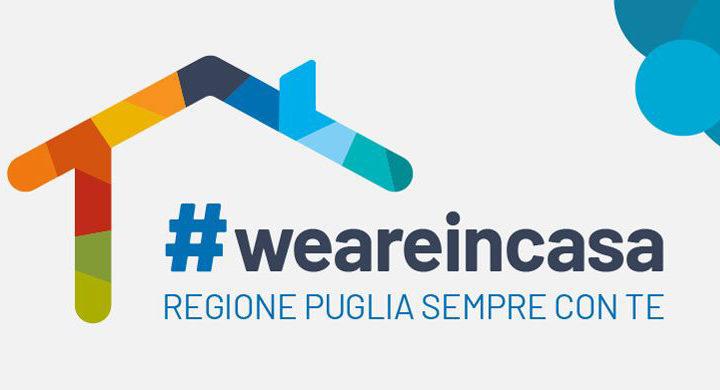 COVID-19. We Are in Puglia. I servizi della Regione per la cittadinanza