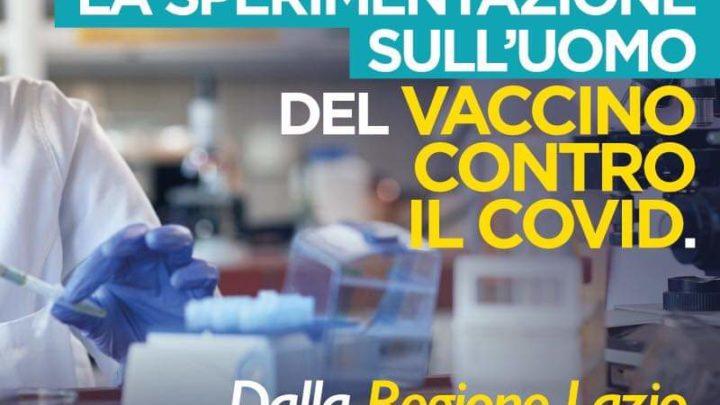Coronavirus, da giugno lo Spallanzani sperimenterà vaccino sull'uomo