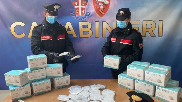 Farmacista riceve partita di mascherine diverse da quelle pattuite e senza marchio CE