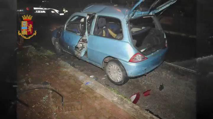 Droga e attentati dinamitardi a Latina, sei arresti – VIDEO