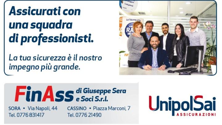 Agenzia di Cassino regala mascherine e agevolazioni ai clienti.