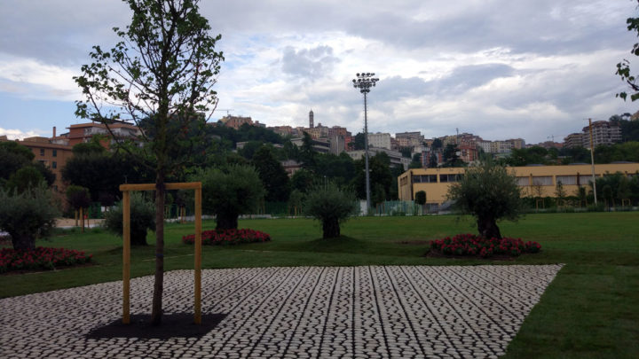 Frosinone – Parchi e giardini, si riapre con accessi limitati
