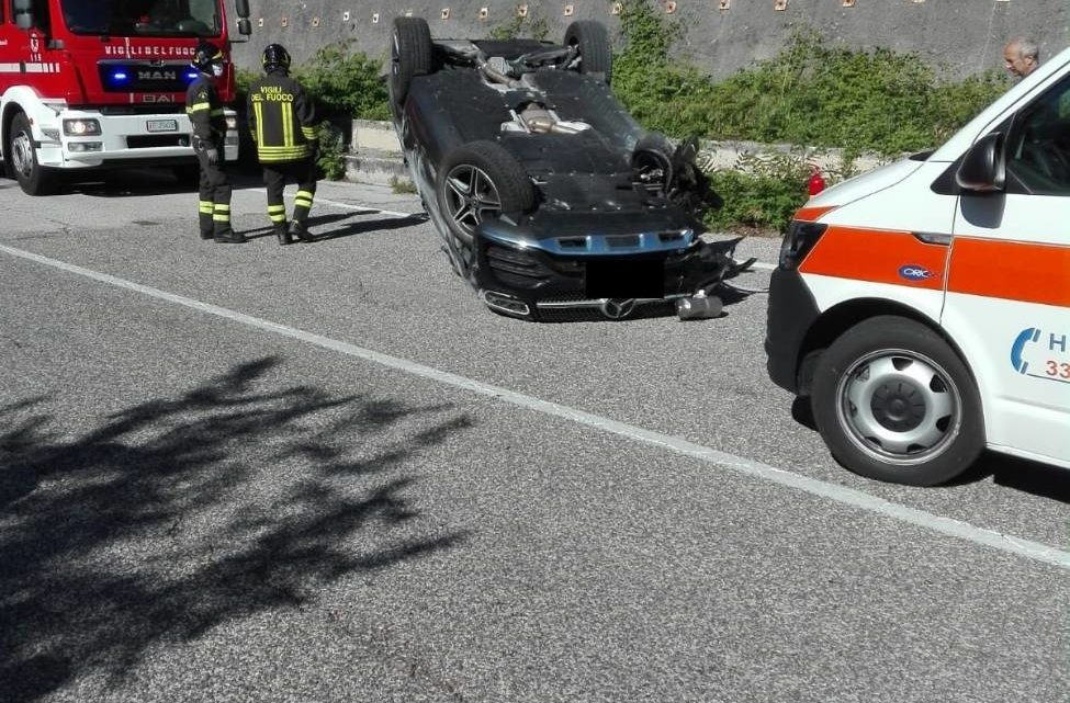 Incidente stradale a Colli a Volturno, operaio muore investito
