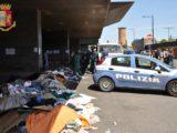 Roma – Interventi di controllo, sanificazione e riqualificazione alla stazione Termini e Tiburtina – VIDEO