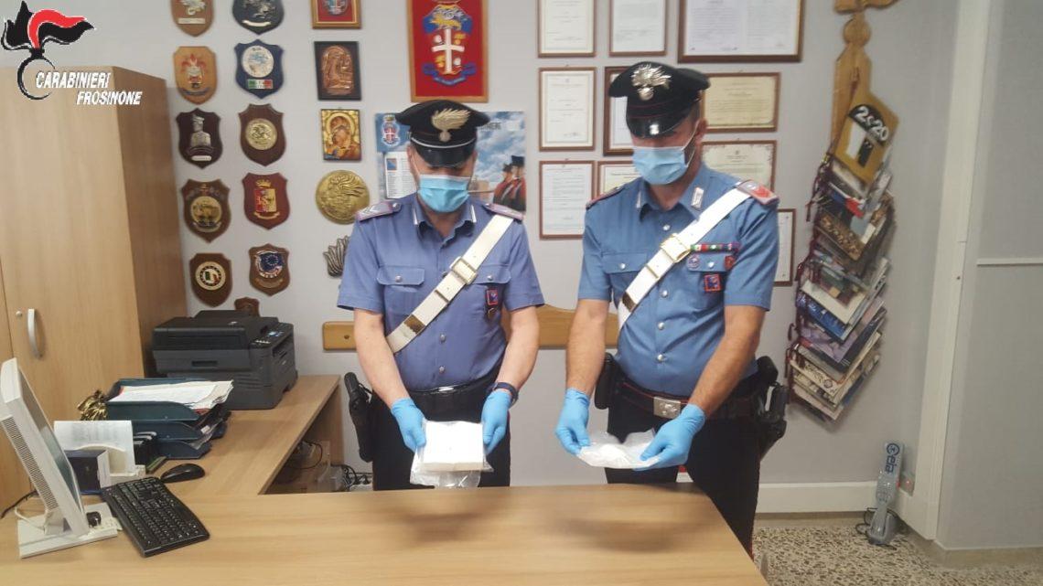 Fermati a Cassino con mezzo chilo di cocaina, arrestati fratelli di Torre Annunziata