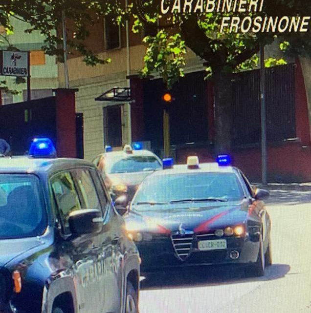 Chili di cocaina per Frosinone, 11 arresti