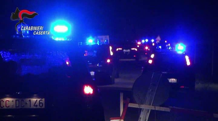 Operazione antimafia tra Castelforte e Santi Cosma e Daminano, 19 arresti