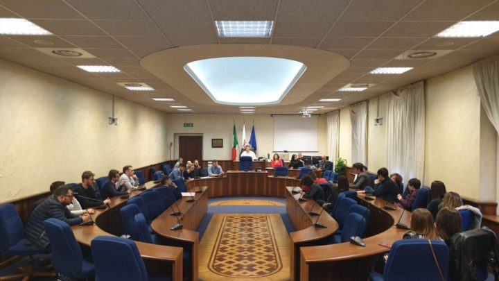 Frosinone, giovani: adesione al progetto Vitamina G