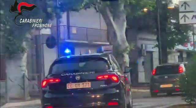 Rissa e coltellate nel ristorante a Torrice, 4 denunciati