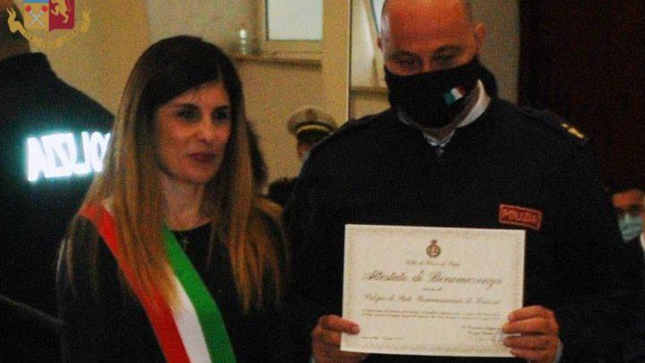 La Polizia di Stato ricorda la tragica esplosione del Municipio di Rocca di Papa a un anno dal tragico evento