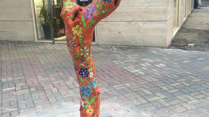 """""""Dal grigio al colore, dal silenzio alla vita""""un nuovo progetto di arte e rigenerazione urbana"""