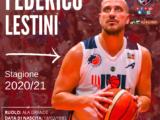 Altro colpo di mercato per la BPC Virtus Cassino: firmato il veterano Federico Lestini