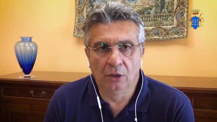 """Cassino – Scuole, il sindaco Salera: """"Si inizia il 24 settembre"""""""