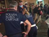 Polizia Locale, controlli anti-covid: scattano le prime sanzioni per mancato uso mascherine in orario serale a Roma
