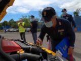 Cassino – La Polizia stradale sottopone a fermo amministrativo una Ferrari noleggiata abusivamente