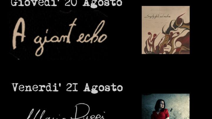 """A Terelle """"L'AMMREA – Musiche all'ombra del mondo"""""""