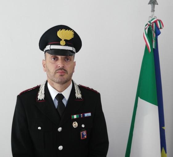 Carabinieri Cassino, si è insediato il capitano Giuseppe Scolaro