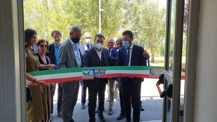 Cus Cassino, lunedì 28 settembre a L'Aquila il passaggio della bandiera per i C.N.U. 2021