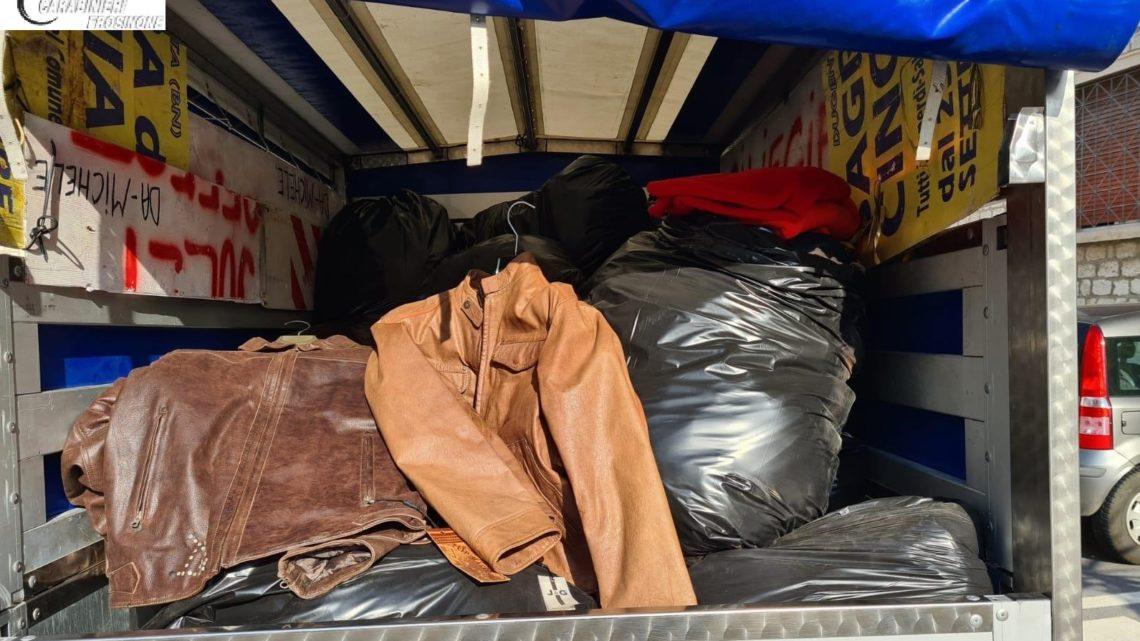 Maxi furto da 70mila euro in capi d'abbigliamento a Cassino, carabinieri arrestano uno dei 4 ladri