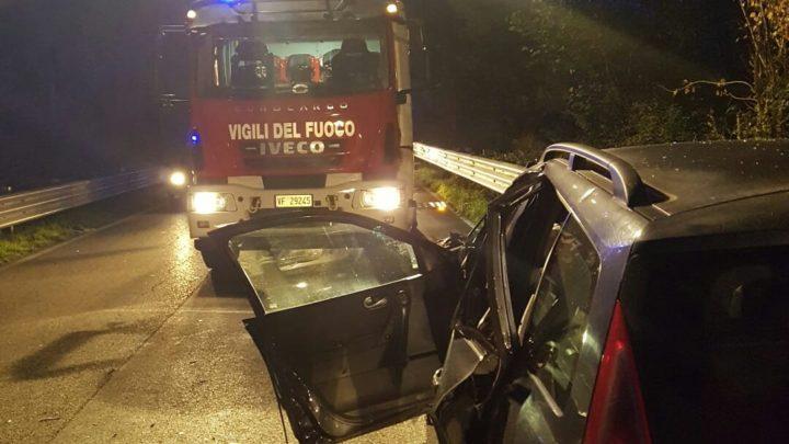 Incidente stradale mortale sulla sp 333 a Grazzanise