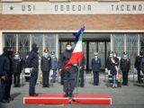 Consegnata al Gruppo di Intervento Speciale (G.I.S.) dell'Arma dei Carabinieri la Bandiera di Guerra