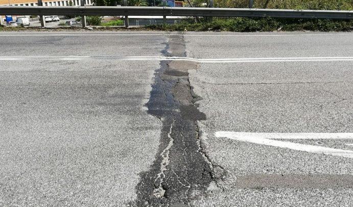 Provincia – mezzo milione di euro per giunti e pavimentazione stradale a Cassino, Serrone e Piglio
