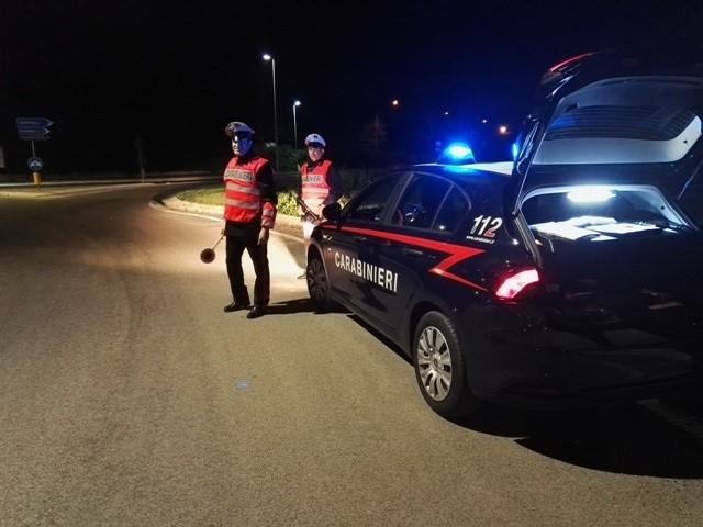 Lockdown notturno a Cassino, multati un 40enne ed un 32enne
